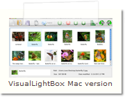 jQuery Lightbox Mac version