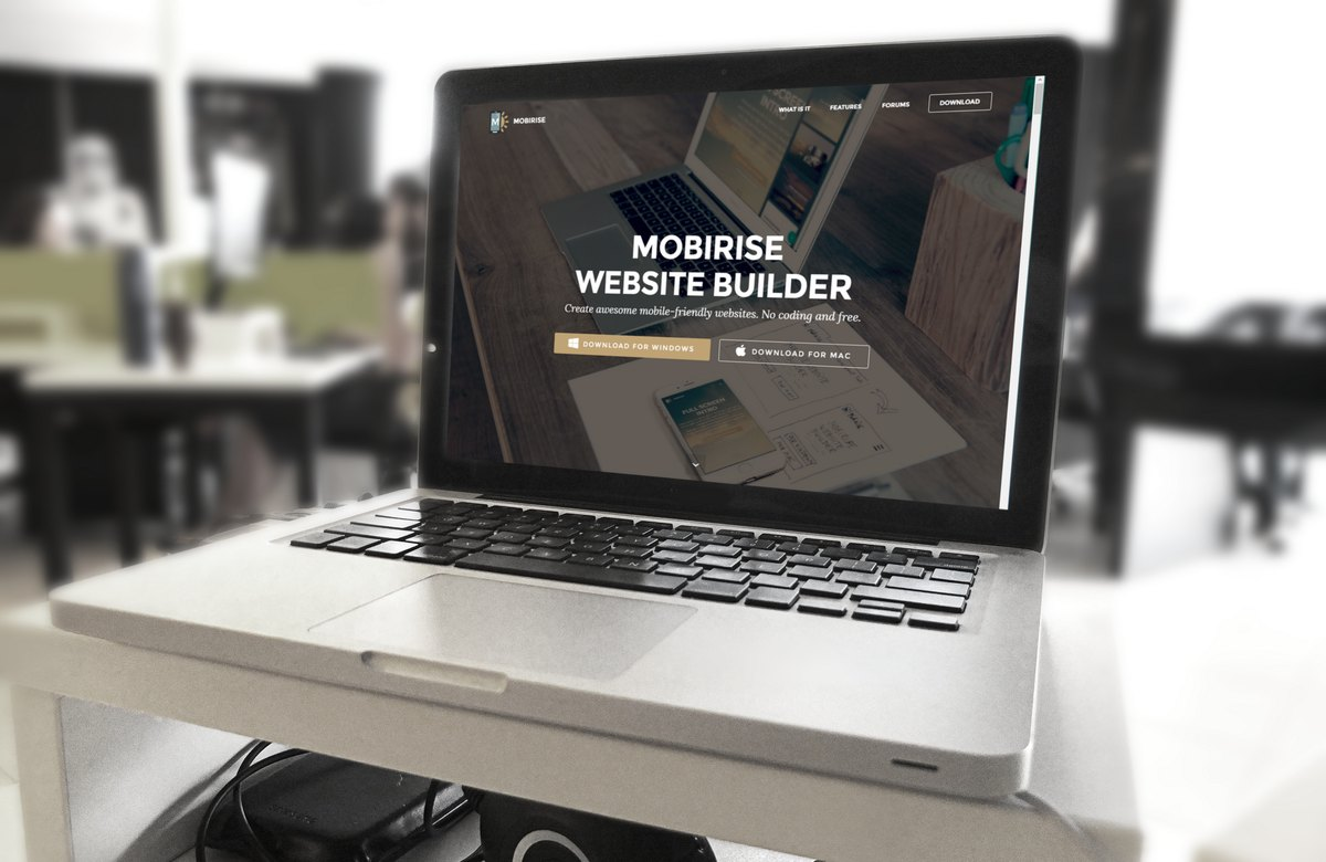 free easy website builder