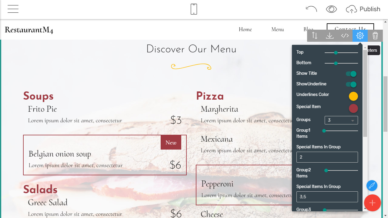 Bootstrap Site Template