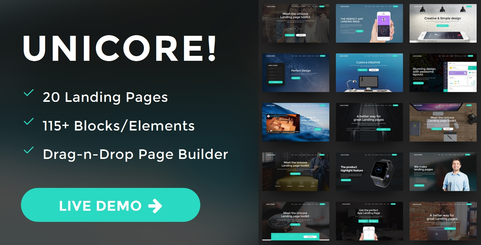 Simple Bootstrap Agency Theme