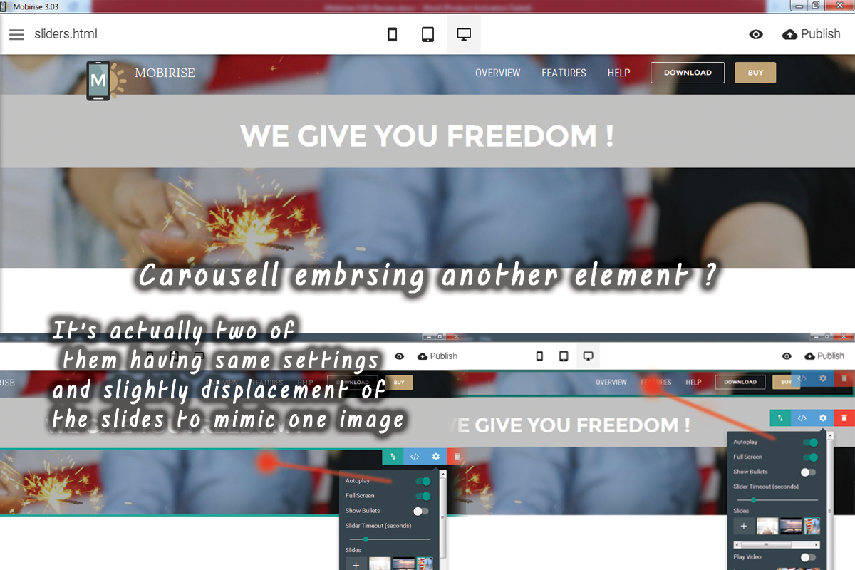 Easy HTML5 Web Design Software Mac