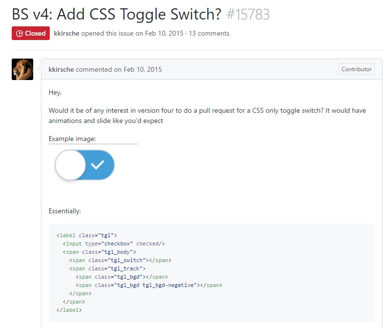 Effective ways to  provide CSS toggle switch?