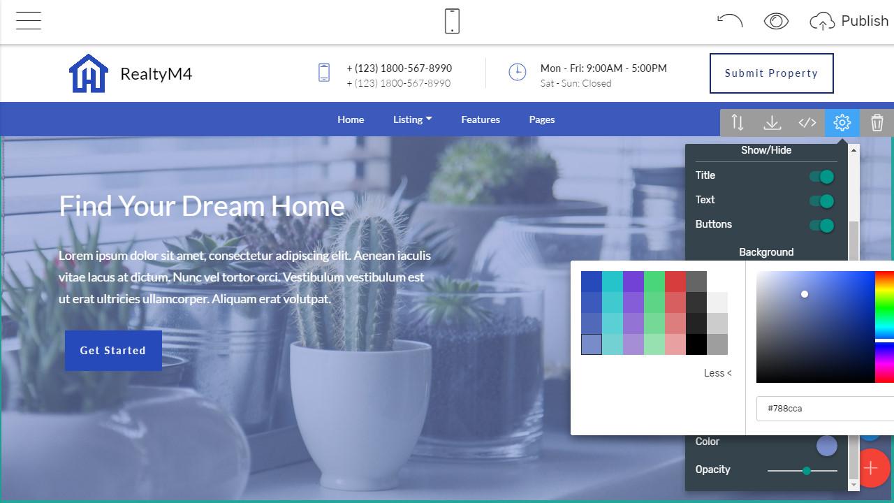 website design software reviews